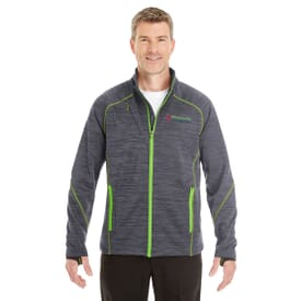 North End Sport® Flux Melange Jacket - Men's